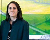 María Vidales en Entrevista a la Presidenta de la Asociación en la Revista Registradores